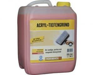Acryl grundierung