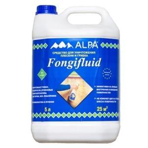 Fongifluid alpa