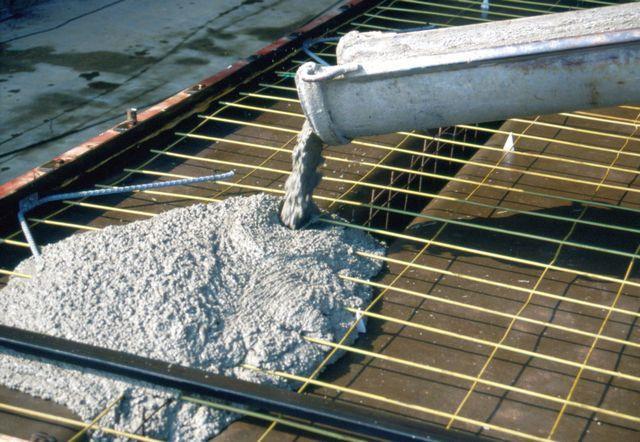 Бетон армируется купить бетон контакт в оренбурге