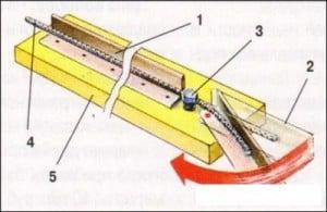 станок для изгиба арматуры