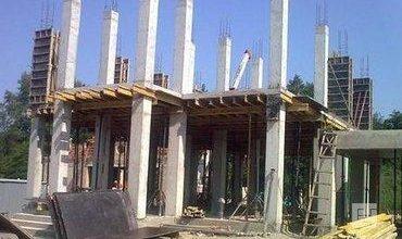 колонны бетонные - изготовление