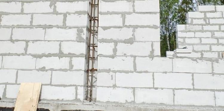 вертикальное армирование