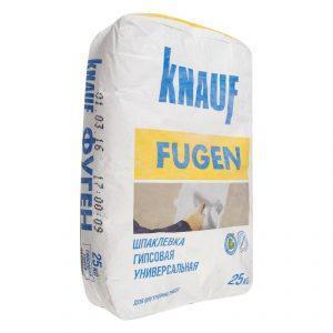 Шпаклевка «Фуген»