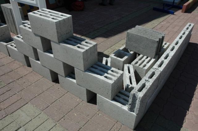блоки керамзит - виды