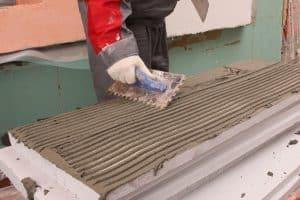 Клей для пенопласта на цементной основе