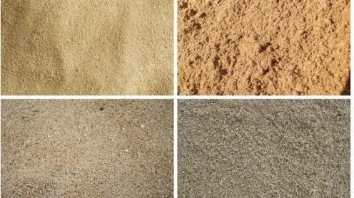 размер песка