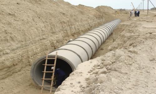 На изготовление напорных изделий тоже расходуется высокопрочный бетон