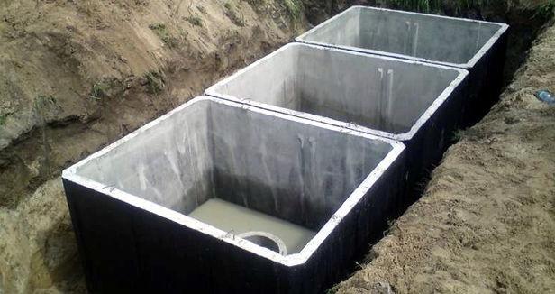 септик бетон