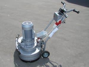 Шлифовальная машина для бетонных полов