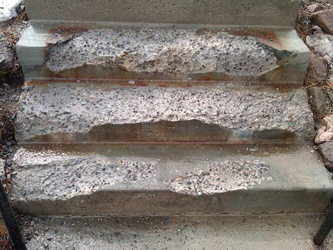 углы лестниц