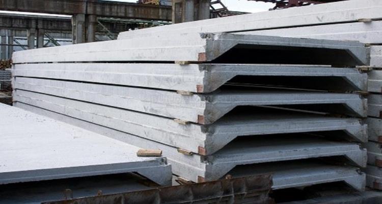 Разновидность бетонных плит