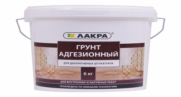 Ангезивная грунтовка - специальный жидкий состав