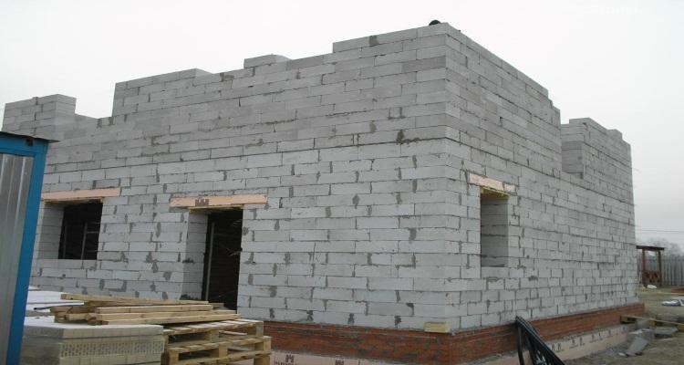 Стройка помещения для склада