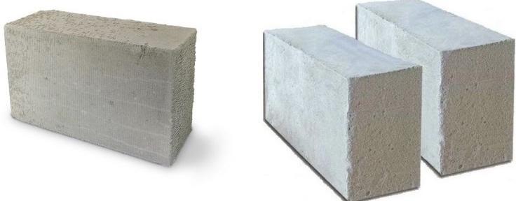 газобетон или газосиликат