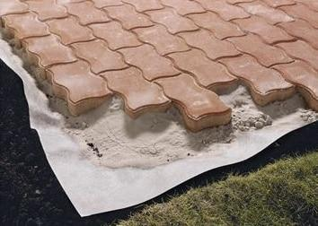 геотекстиль для плитки