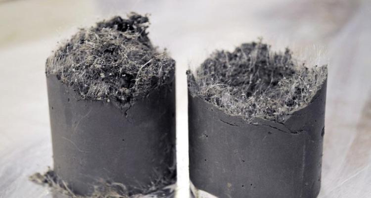 бетон фибра