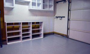 Плюсы и минусы бетонного пола в гараже