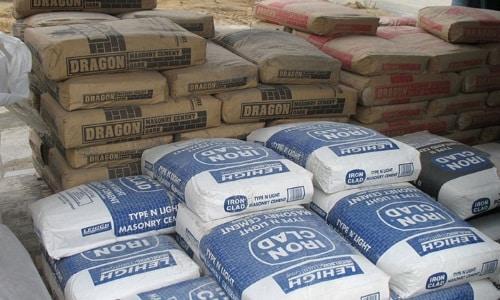 Надежность зависит от цемента и примесей бетонной смеси
