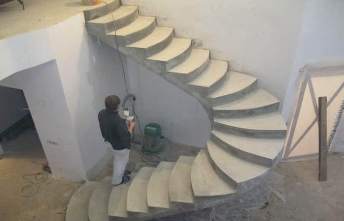 Параметры для лестницы