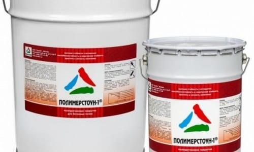 Полиуретановой эмалью можно обрабатывать бетон не только внутри гаража, но и снаружи