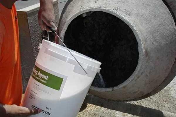 Гидрофобные добавки для цементного раствора ооо бетон 34