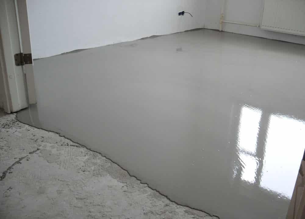 грунт для повышения адгезии бетонного пола