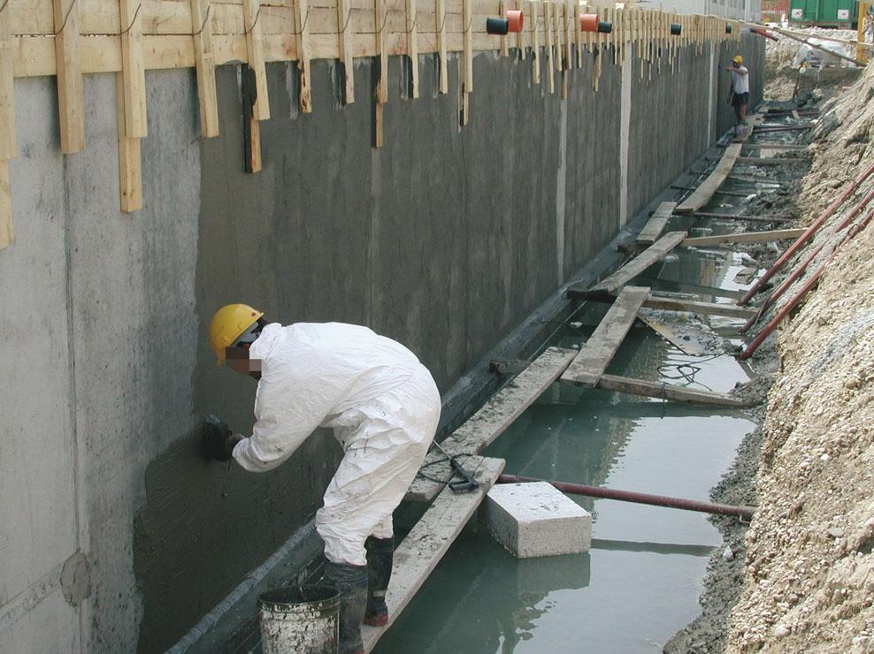 проникающая гидроизоляция