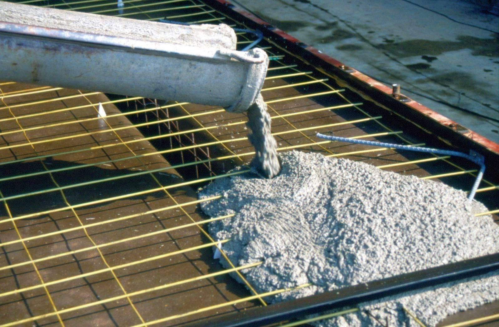 Фото заливки бетона купить битый бетон в нижнем новгороде