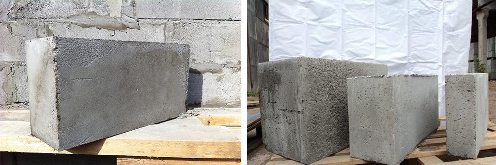Стройматериалы из ячеистого бетона
