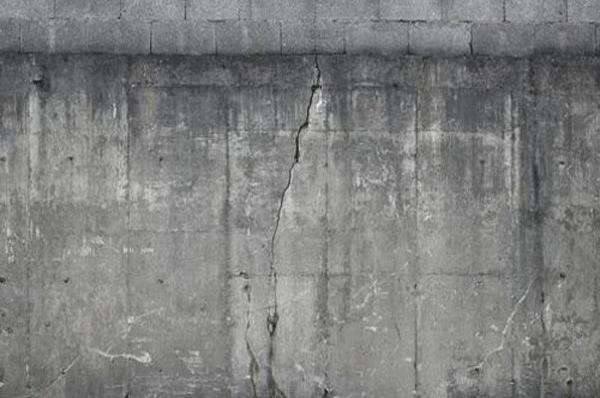 бетон под обои