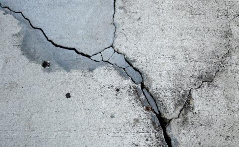 бетон требующий ремонта