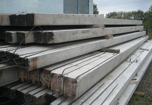 бетонные столбы для лэп