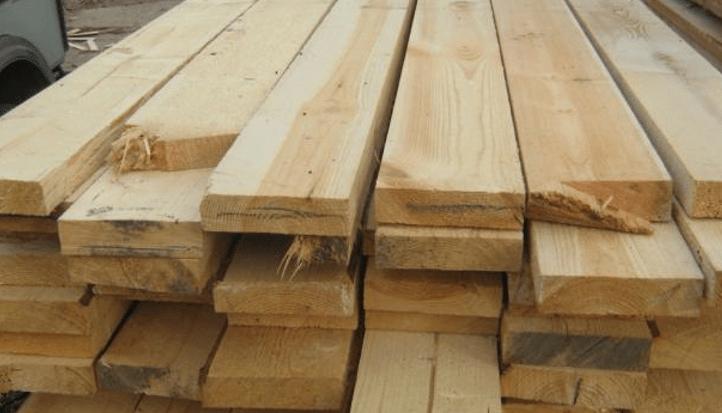 доски для деревянной опалубки для фундамента