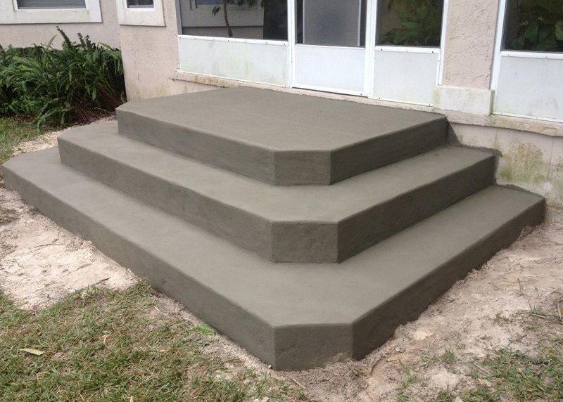 использование бетона м350