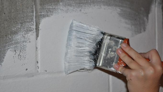 Краска на бетоне бетон тимашевск