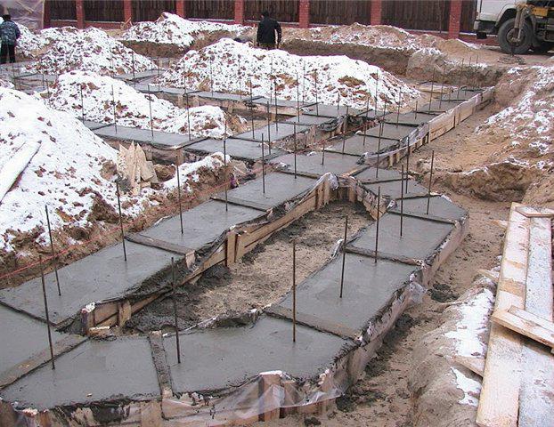 классификация бетона по морозостойкости