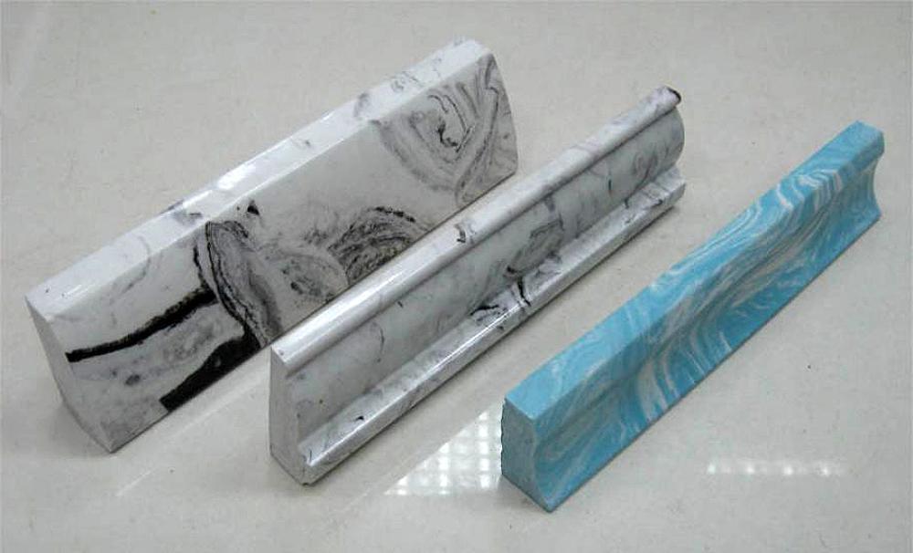 литьевой искусственный мрамор из бетона