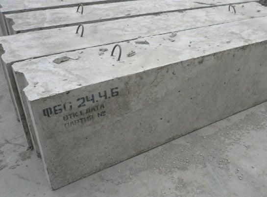 маркировка блоков