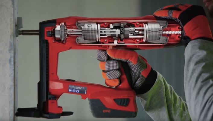 монтажный пистолет хилти