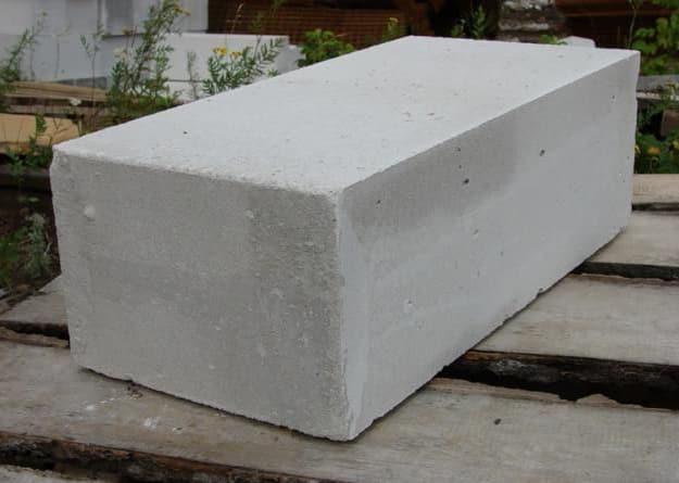 пенобетон материал