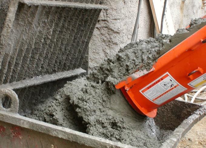 состав бетона М250