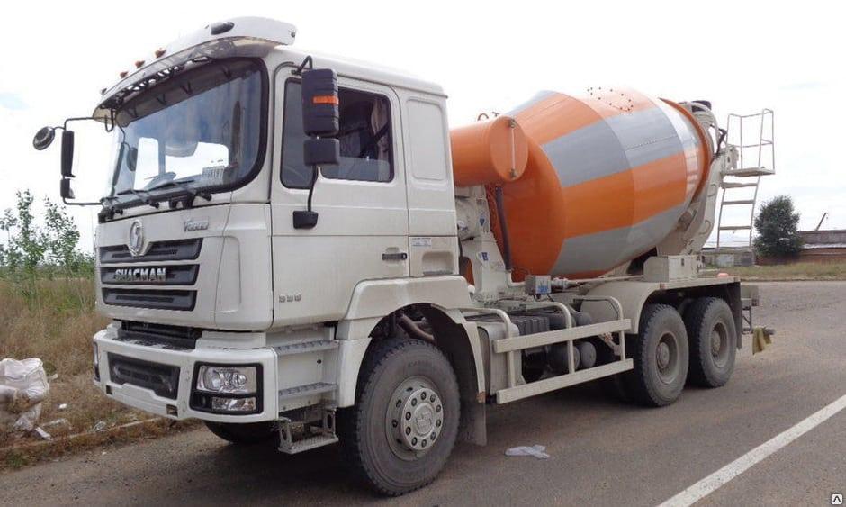приготовление бетона м550