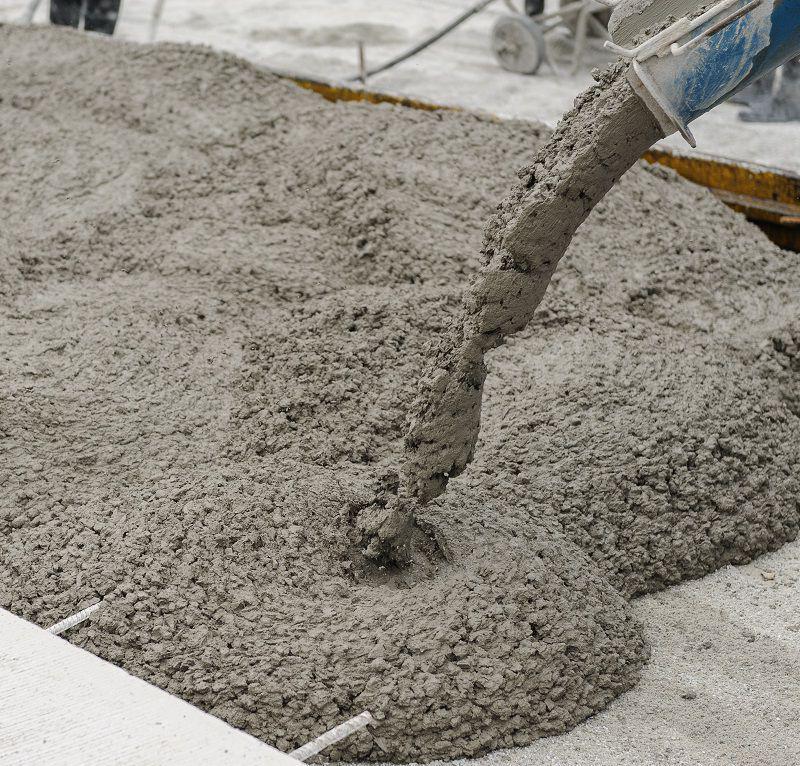 сфера применения бетона М400