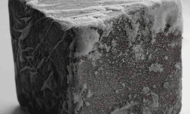 стойкость бетона к морозу