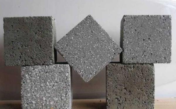 свойства бетона М550