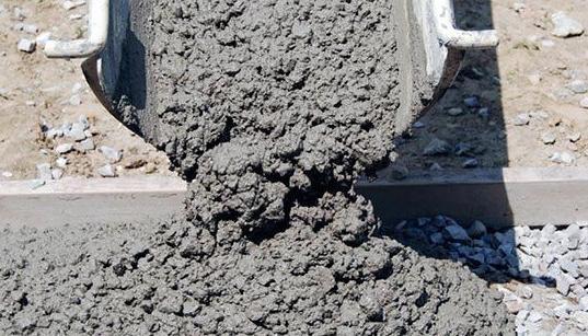 заливка бетоном на бетон