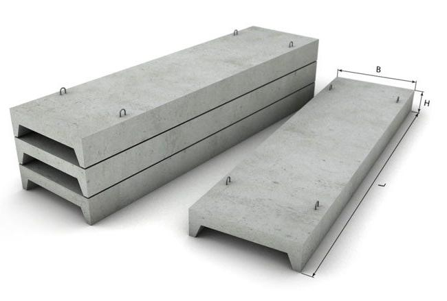 П-образные плиты в строительстве