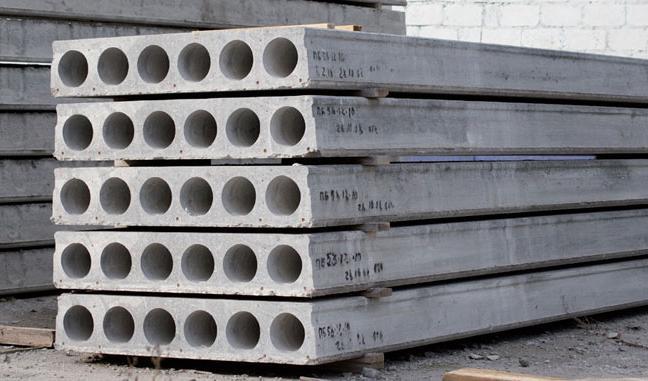 новые пустотные плиты перекрытия конструкция