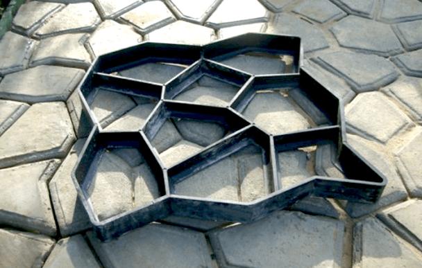 печатный бетон своими руками