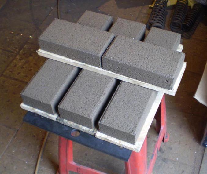 плитка бетонная для тротуаров